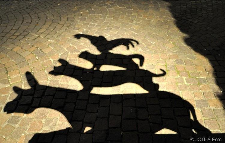 Der Schatten der Vier