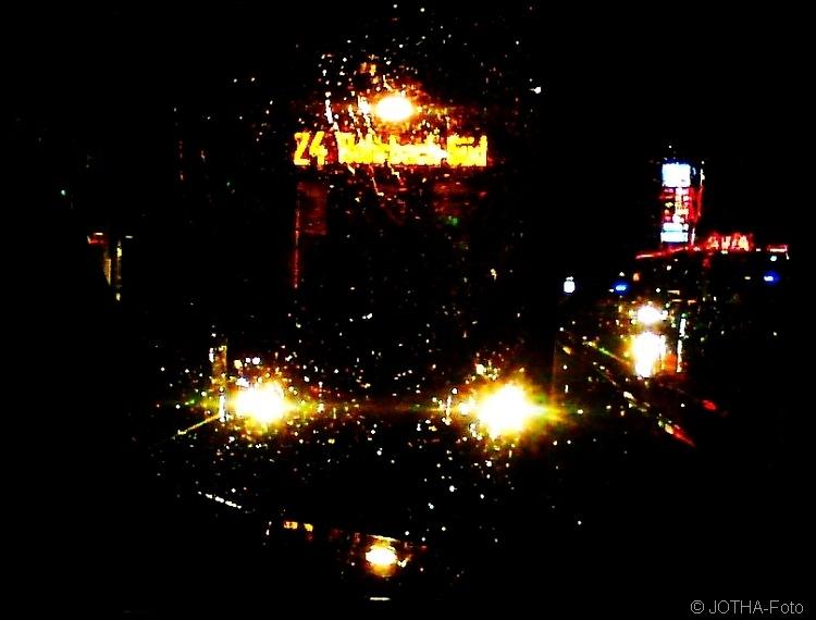 24 im regen