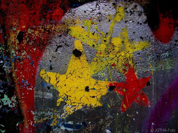 Farbe auf Wand 03