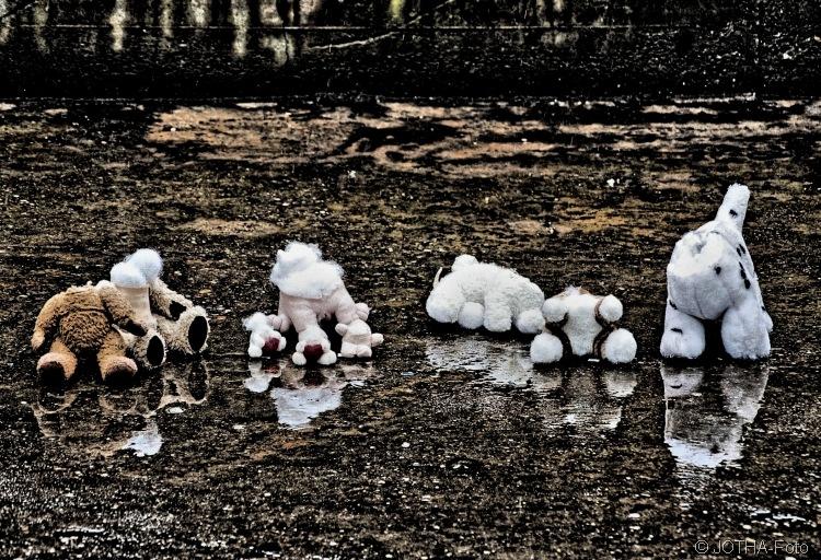 Kopflos im Regen #02