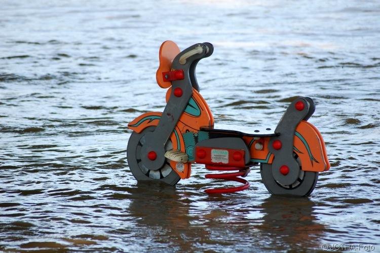 Wassermotorrad