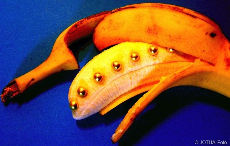 bananenpiercing