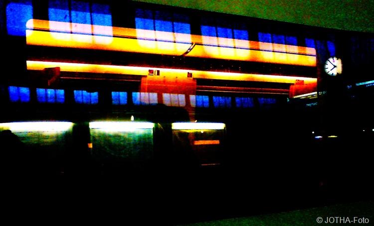 Bahnhofslichter