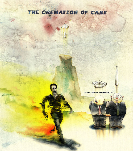 Cremation of Care