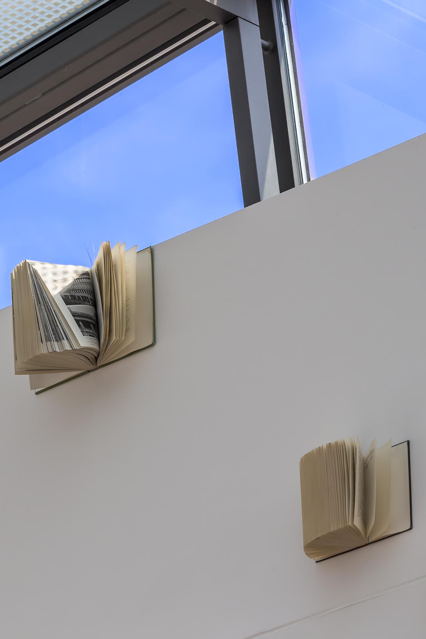 Fliehende Bücher
