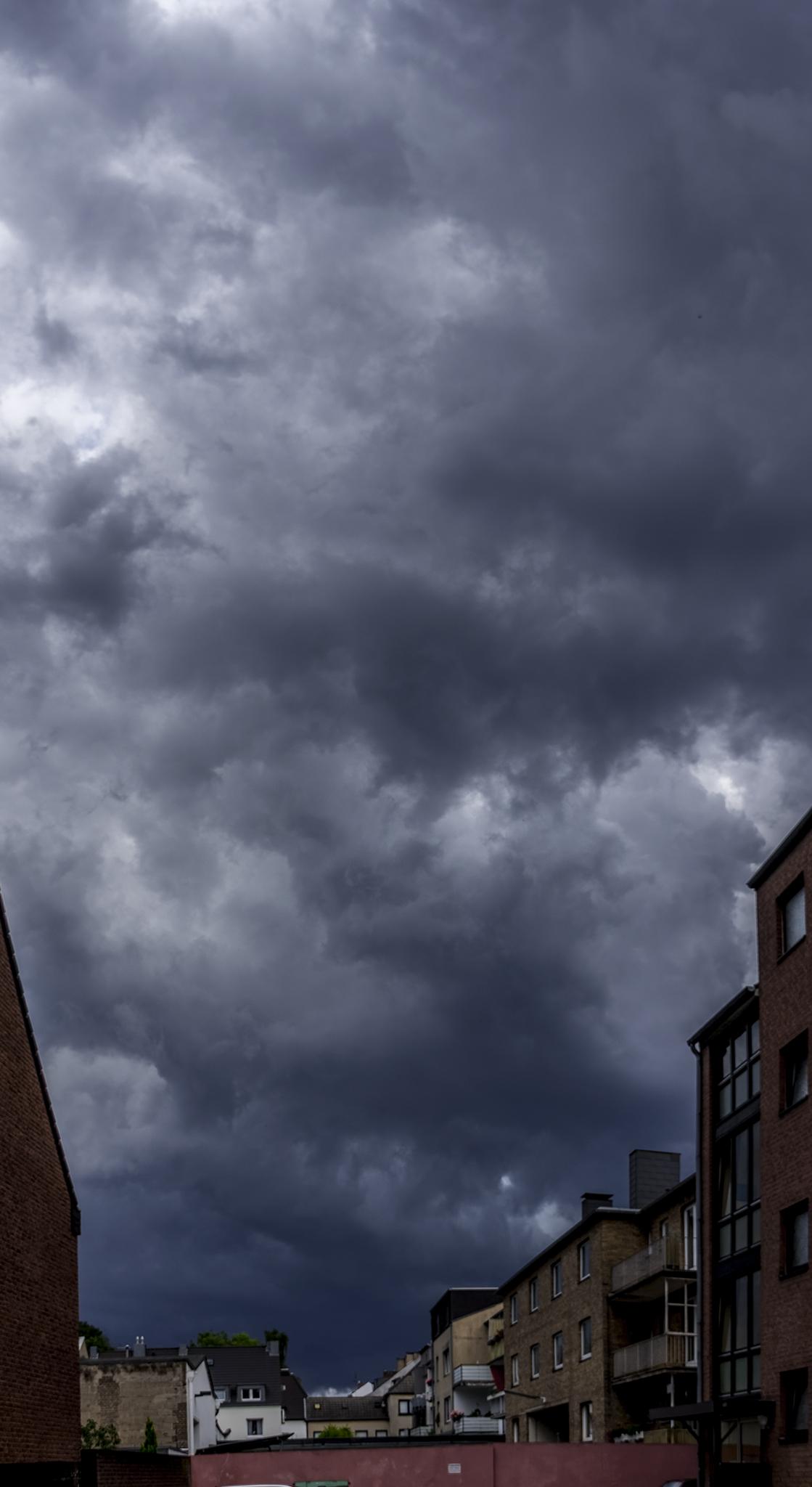 sommerwolken