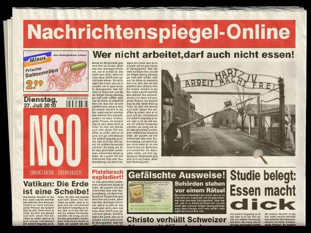 NSO- Zeitung