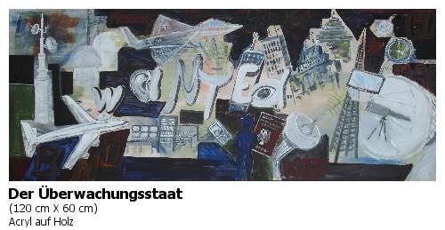 Der Überwachungsstaat - Klaus Knauer