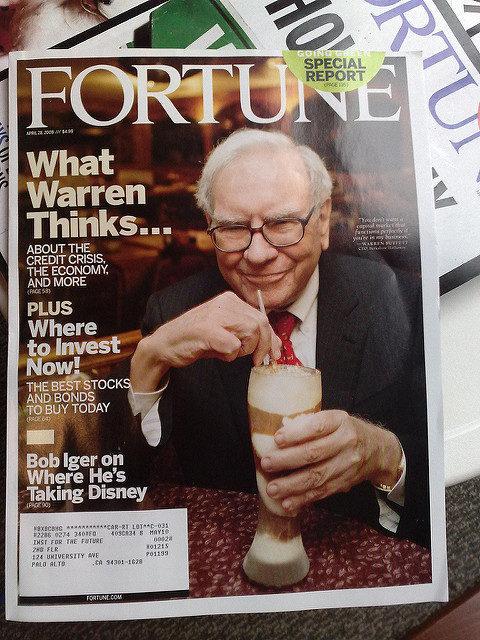 34_Warren Buffet flickr