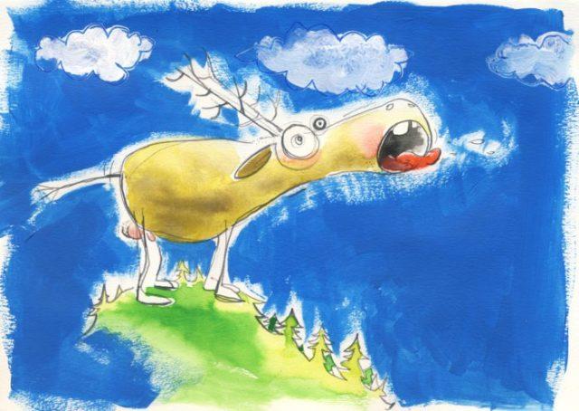 """Der Hornochsen-Hirschabschuss (""""Corona-Shutdown"""") ist vorbei – Wie wird es weitergehen?"""