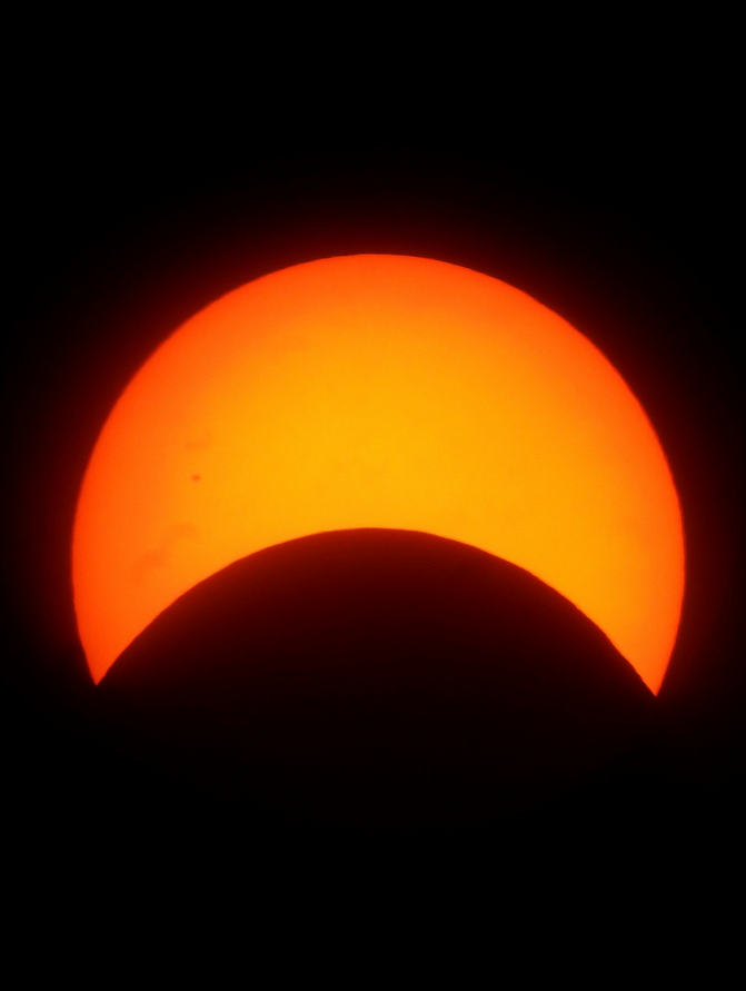 239 Sonnenfinsternis