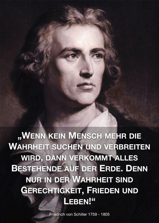 Schiller Wahrheit