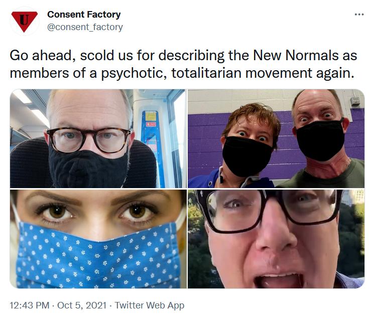 303 Cj Hopkins New Normal Hatred